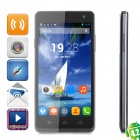 ThL 4400 Quad-core Android 4.2.2 WCDMA Bar Phone w/ 5.0 HD, 4400mAh Battery, OTG - Black