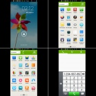 "ZTE Q705U Android 4.2.2 Quad-core WCDMA Bar Phone w/ 5.7"" Screen, Wi-Fi and GPS - White"