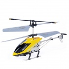 Yiwan M303 3.5-CH Shatterproof Remote Control Helicopter w/ Gyro - Yellow