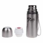 YONGQUAN YQB-S350 Dual Layer Stainless Steel Vacuum Flask Bottle - Silver (350mL)