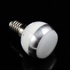 KINFIRE E14 3W 220lm 6-SMD 5730 LED Cool White Light Bulb (AC 85~265V)