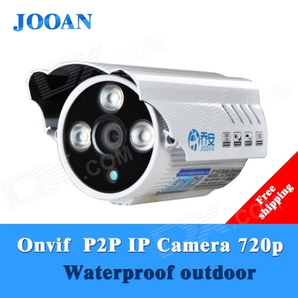 JOOAN JA-733-KRB-T Waterproof HD 720P 1.0 MP 1/4