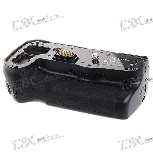 External Battery Grip for Pentax K7 DSLR