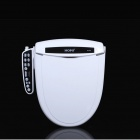 MOPO MOP-805 Electronic Bidet Home Health Dry Warm Water Auto Spray Auto Toilet Washlet Seat - White