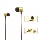 XIAOMI 3.5mm Stereo In-ear Earphone for MI2 MI2S MI2A + More - Yellow