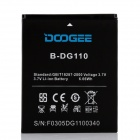 DOOGEE Rechargeable Replacement 1800mAh 3.7V Li-ion Battery for DOOGEE Collo3 DG110