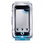 WP-i5 40M Diving Waterproof Photo Protective Case for IPHONE 5 - Blue