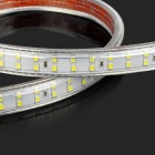LetterFire 24W 240lm 180-SMD 3528 LED Cold White Light Strip (AC 220V)