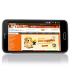 "Haipai S5 MTK6582 Quad-core Android 4.4.2 WCDMA Bar Phone w/ 5.0"" IPS qHD, Wi-Fi and GPS - Grey"