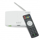 DITTER U29 Amlogic-MX Dual Core Android 4.2 Google TV Player w/ 1GB RAM, 8GB ROM, XBMC, WiFi - White