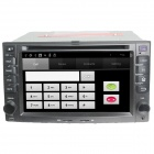 "LsqSTAR 6.2"" Android Capacitive Screen 2-Din Car DVD Player w/ GPS, Radio, RDS, AUX for Kia Series"