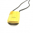 IDOMAX M020 Bamboo USB 2.0 Flash Pen Thumb Drive - Ginger (16GB)