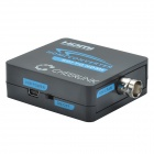 CHEERLINK AY37 3G/ HD/ SD SDI to HDMI Female Converter w/ Full HD Output - Black