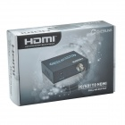CHEERLINK AY35-01 SD / HD / SDI 3G HDMI Full HD Converter - Noir