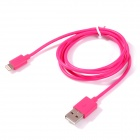 MFi Alexpro 8-Pin Lightning  Data Sync / Charging Cable for IPHONE / IPAD / IPOD - Red (100cm)