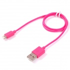 MFi Alexpro Lightning 8-Pin to USB Data Sync/Charging cable for IPHONE / IPAD / IPOD - Peach (50cm)