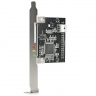 "5V SD to 40pin 3.5"" IDE Card Adapter - Black + Silver"