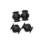 Walkera G-2D-Z-05(M) Gimble Damping Ball for G-2D Gimble - Black (4 PCS)