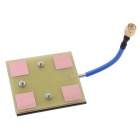 5.8G 14dBi High Gain Panel Antenna w/ Right Angle RT-SMA Female Antenna Gains for FPV