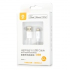 IMF d & s DSM8111 USB de 8-pin cable para rayos para IPHONE - blanco (1,2 m)