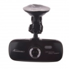 "Aladdin A906 2.7"" TFT 1080p 5.0MP Wide Angle Car DVR Camcorder - Black"
