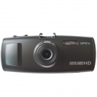 "Ambarella A7 2.7"" TFT 2304 x 1296P 170' Wide Angle Night Vision 3.0MP CMOS Car DVR Recorder - Black"