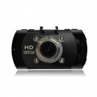 "Sunty A86 HD 1920 x 1080P 2.7"" TFT 170'  Wide-angle DVR Camera Recorder / G-sensor for Car - Black"