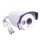 "Veilante VS-227S 1/3"" CCD 750TVL Effio-E Waterproof CCTV Camera w/ 2-IR-LED / PAL - White"