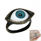 Fashionable Devil's Eye Stlye Alloy Finger Ring - Coppery