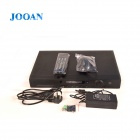 JOOAN JA-7316E Best PTZ NVR / 16-CH Preview Network Video Recoder w/ VGA / HDMI / Phone Monitoring