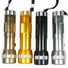 14-LED Flashlight 4-Pack (3xAAA)