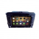 "7"" Android 4.2 Capacitive Screen Car DVD Player w/1024x600 IPS,GPS,RDS,WiFi,Radio,AUX,BT for VW SEAT"