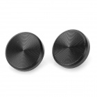 DIY Universal Mechanical Key Body Shutter Release Button for Camera - Black (2 PCS)