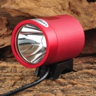 LetterFire MT-DD 800LM 3-mode LED Cool White Bicycle Lamp / Headlight (4 x 18650)