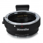 Commlite CM-EF-NEX Auto-focusing Canon EF Series Lens Auto Mount Adapter for Sony NEX Camera - Black
