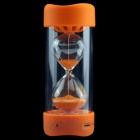 Hourglass Style 2.1-Channel Bluetooth v2.1 Speaker - Orange + Transparent