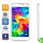 "No.1 S7 MTK6582 Quad-Core Android 4.2.2 WCDMA Bar Phone w/ 5.0"" IPS, 16GB ROM, OTG, GPS"