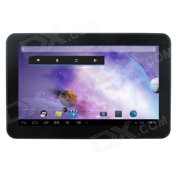 "10.1"" Quad Core Android 4.4 Tablet PC 1GB RAM, 16GB ROM -White"