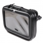 TOZ Bike Cellphone Holder w/ Case for Samsung Galaxy Mega / Note 3 + More - Black + Transparent
