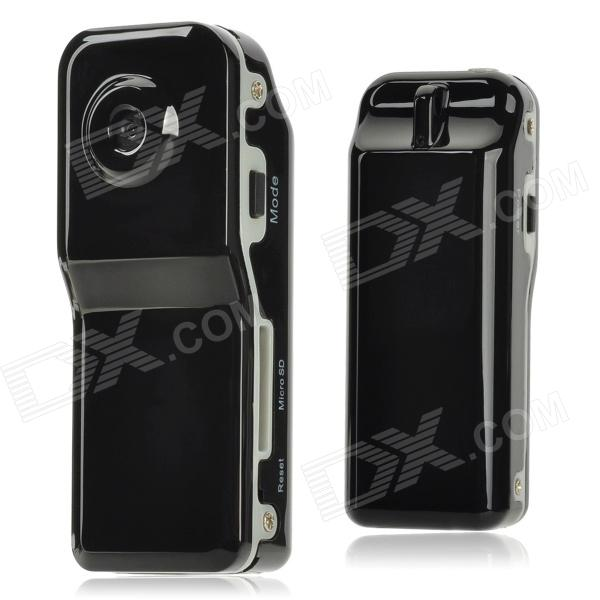 300K Pixel Mini Camcorder Camera with TF Card Slot