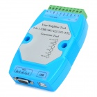 YN-4561 6-in-in USB / 485 / 422 / 232 / TTL Converter - Blue