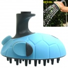 Dele New Innovative Pet Shower Brush Pet Massage Shower Head for Dog / Cat - Blue