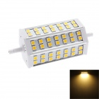 HZT-8025 R7S 10W 720lm 3000K 42-SMD 5050 LED Warm White Light Corn Bulb (AC 220~240V)