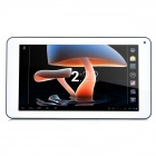 "FNF ifive 100 7 ""IPS Dual Core Android 4.2 Tablet PC med 8GB ROM / Wi-Fi / TF - mørk blå + hvit"