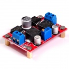 DC-DC Buck-Boost Module for Solar Battery Board - Red (LM2577S+LM2596S)