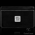 GalaCard C1 Cloud Service with QR Code NFC Smart Card for NFC Smartphone - Black