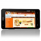 "Mixc M20 MTK6582 Quad-core Android 4.2.2 WCDMA Bar Phone w/ 5.0"" IPS QHD, FM, Wi-Fi and GPS"
