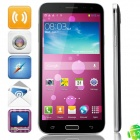 "G8000 MTK6582 Quad-Core Android 4.2.2 WCDMA Bar Phone w/ 5.5"" QHD, 4GB ROM, Wi-Fi, GPS, OTG - Gray"