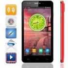 "KICCY M20 MTK6582 Quad Core Android 4.2 WCDMA Phone w/ 5.0"" QHD OGS, Wi-Fi, GPS, ROM 4GB - Pink"