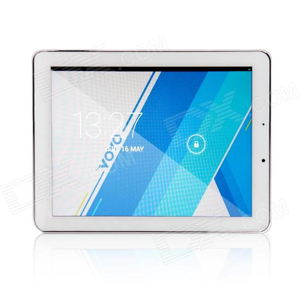 VOYO A18 9.7 Retina Android 4.2 3G Phone Tablet PC w/ 2GB RAM, 16GB ROM - White voyo a1 plus wifi ultrabook tablet pc